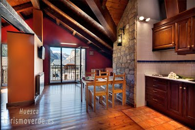 Apartamentos Villa de Plan