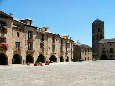 Ainsa, declarada conjunto histórico artístico